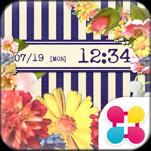 Viva flower wallpaper theme for android for Wallpaper viva home