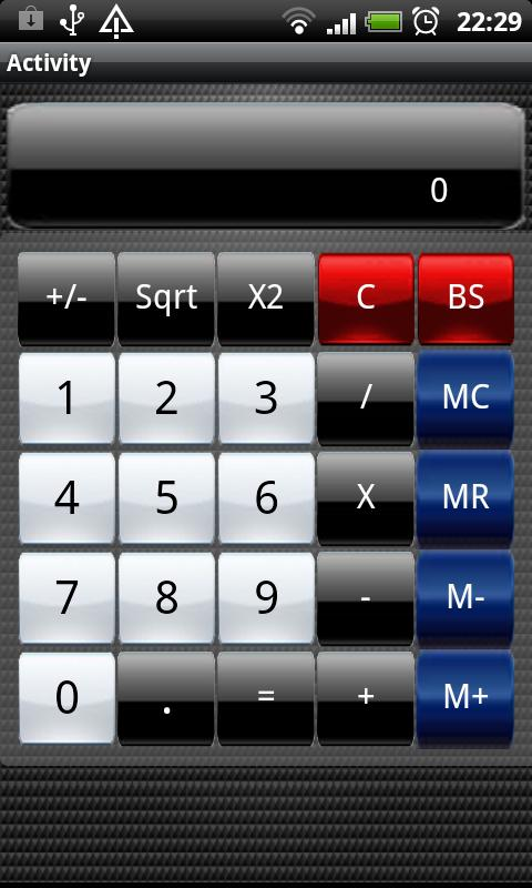 Calc-It - screenshot