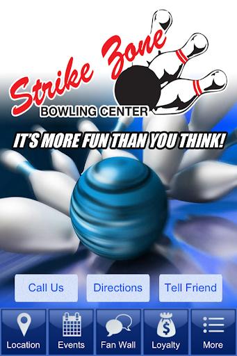 Strike Zone Bowl Huntington WV