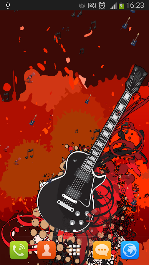 rock music live wallpaper android apps on google play