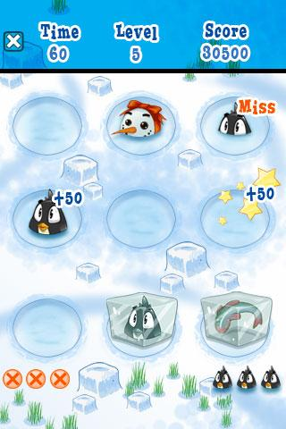 Penguin Pop - screenshot