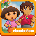 Dora and Diego's Vacation HD icon