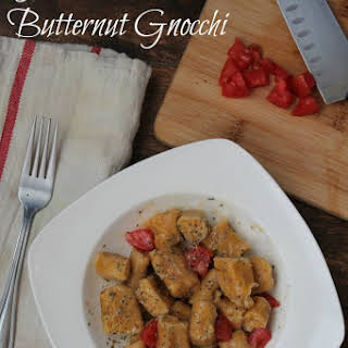 Butternut Gnocchi.