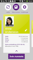 Screenshot of Telia Ladda Refill
