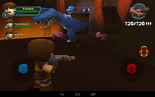 Call of Mini™ Dino Hunter Screenshot 16