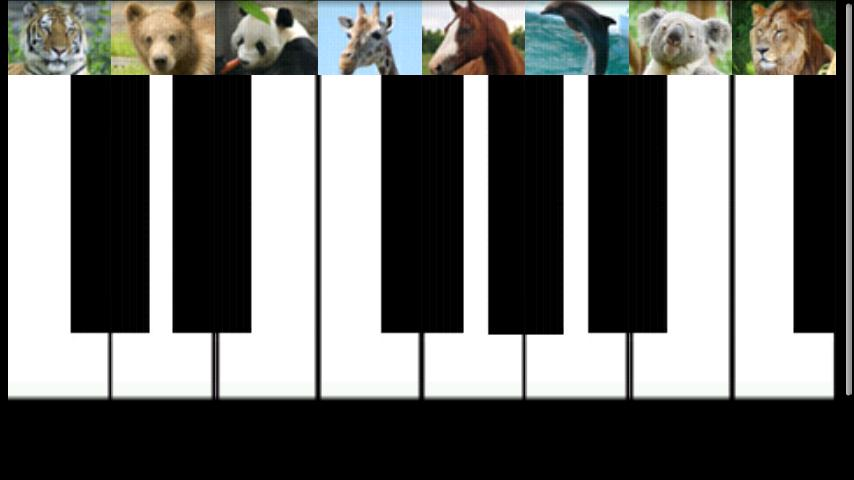 Baby Animal Piano Free- screenshot