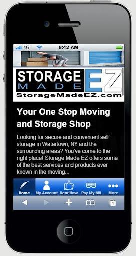 Storage Made EZ