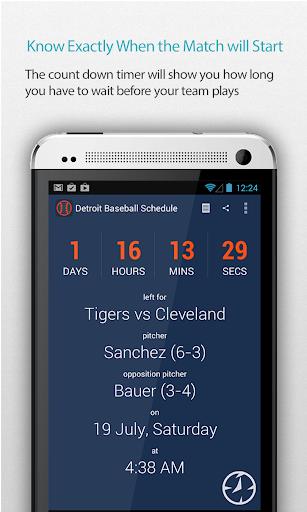 デトロイト・野球
