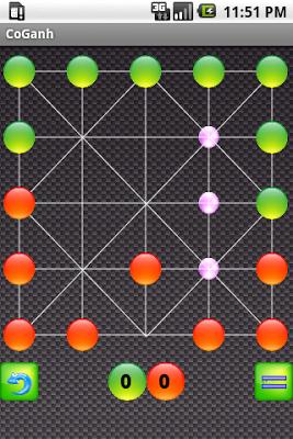 Co Ganh - screenshot