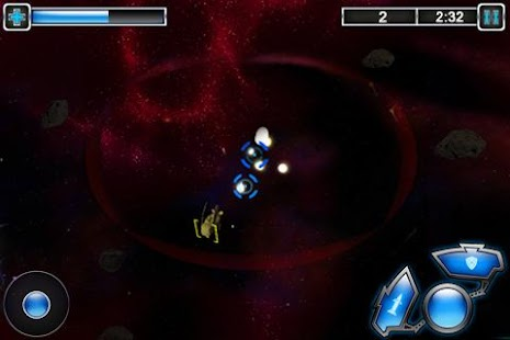 Cosmo Combat 3D - screenshot thumbnail