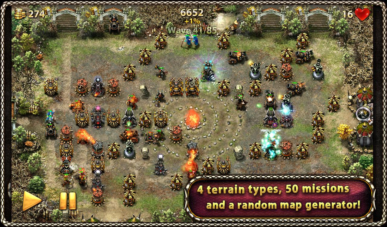 Myth Defense 2: DF screenshot #6