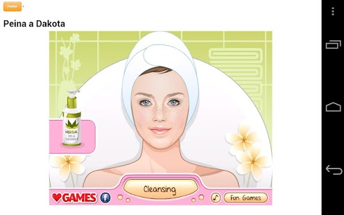 FREE Hairdresser games - screenshot thumbnail