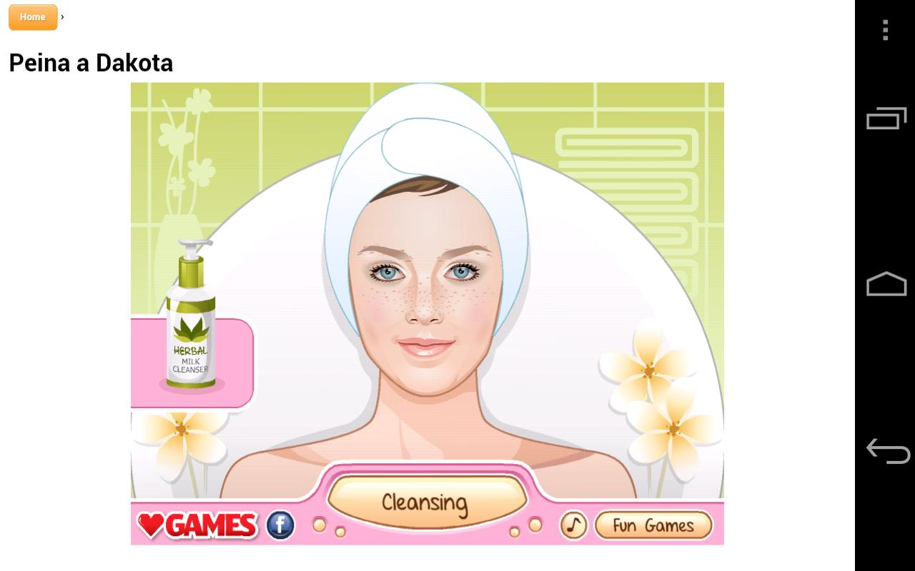 FREE Hairdresser games - screenshot
