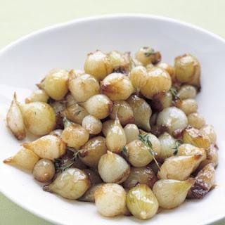 Glazed Pearl Onions.