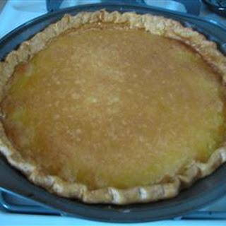 Transparent Pie