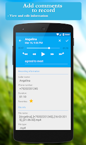 Call recorder (Free) screenshot 3