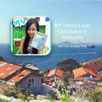 Screenshot of MY Home Loan Calculator