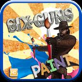 Six Big Gun Shadow Paint