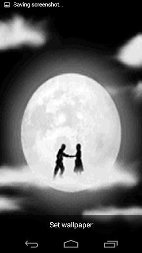 情侣舞蹈动态壁纸