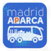 MADRID APARCA BUS