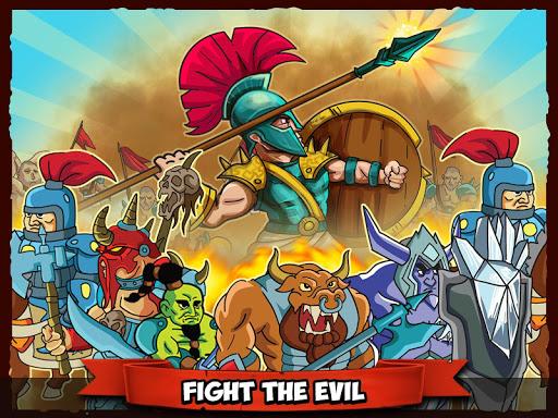 Spartan Warrior Defense
