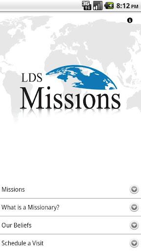 LDS Missions