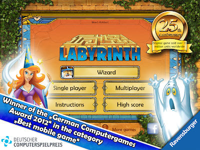 THE aMAZEing Labyrinth v1.0.1