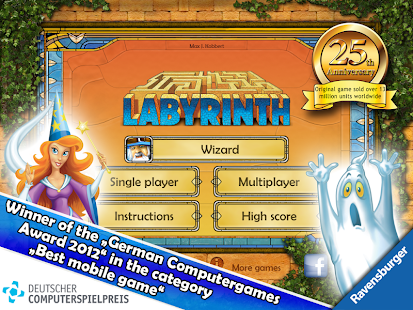 THE aMAZEing Labyrinth- screenshot thumbnail