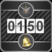 Alarm Clock, Stopwatch & Timer