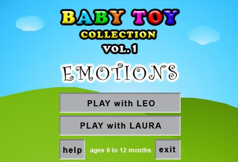 Baby Toy 1 Emotions