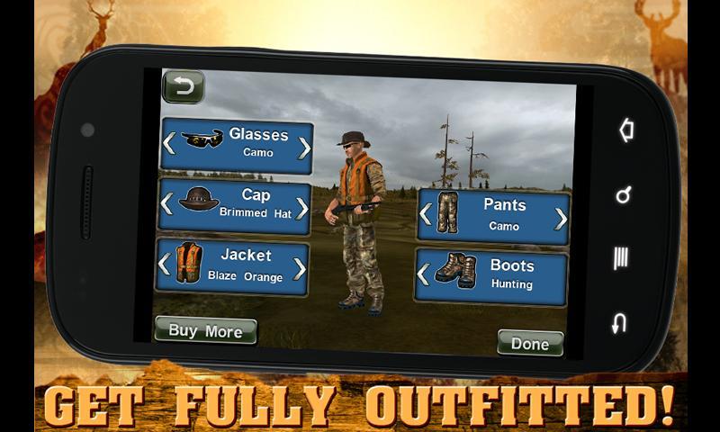 DEER HUNTER CHALLENGE - screenshot