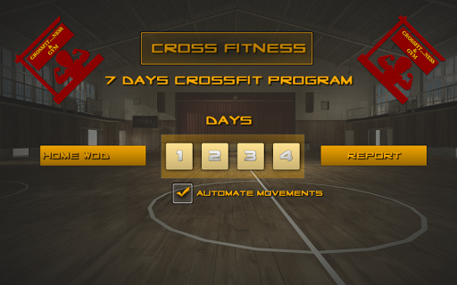 Cross Fitness and Gym