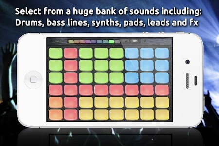 Beat Boss -Dance Music Sampler screenshot 10