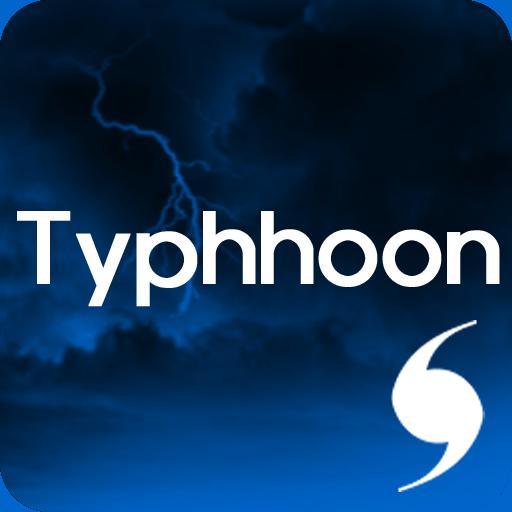 Typhoon Icon