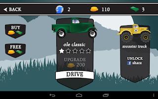 Screenshot of Moonshine Runners
