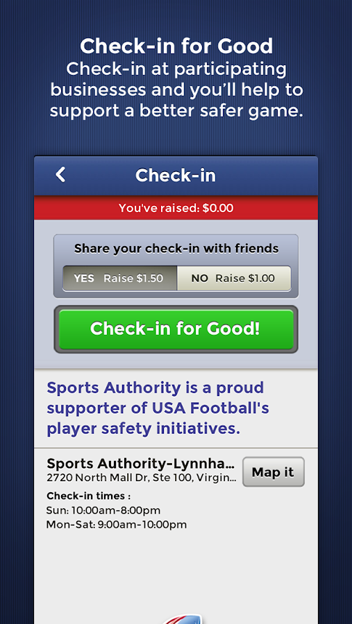 USA Football - screenshot