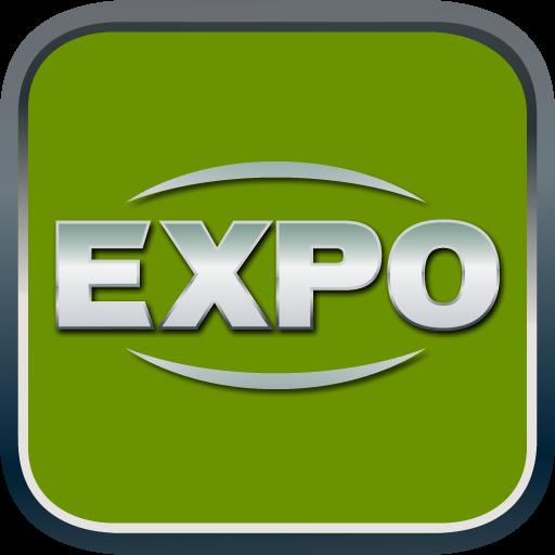 GIE+EXPO LOGO-APP點子
