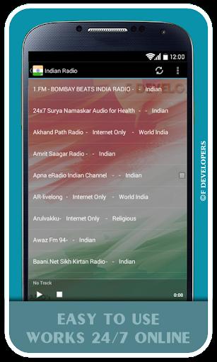 Indian Radio - Live Radios