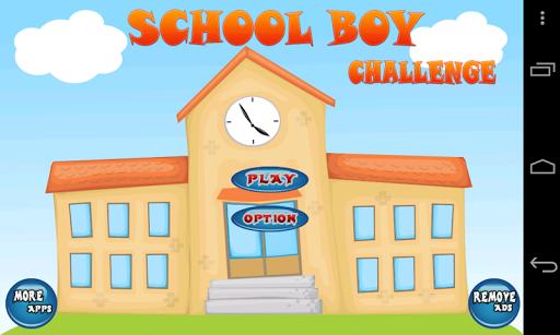 School Boy - Fun Games Online