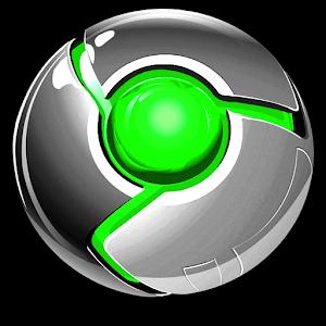 Tronball 3D Icon