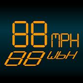 Simple Speedometer HUD2