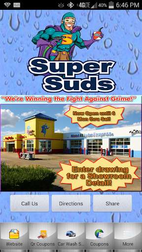 SuperSuds Car Wash
