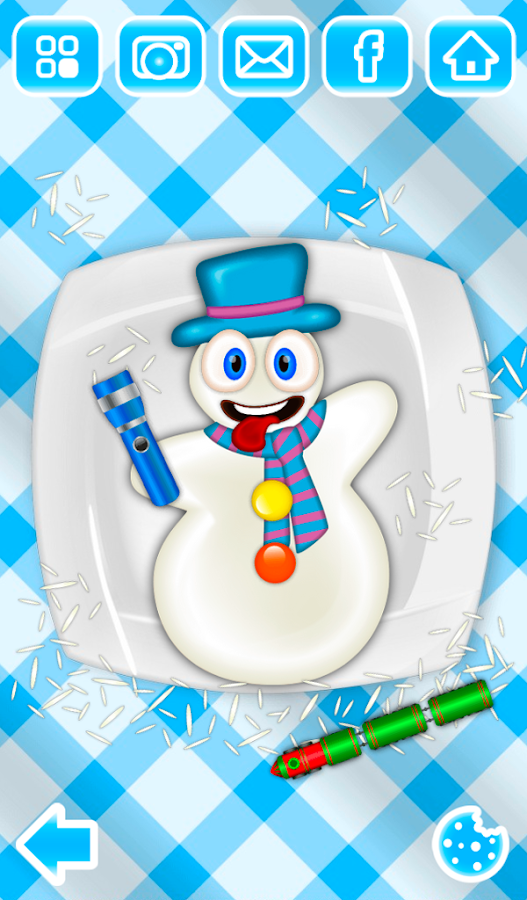 Cookie Maker Deluxe - Cooking - screenshot