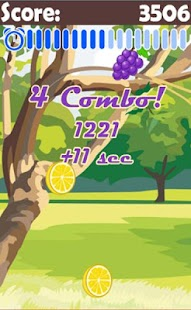 Fruit Combo - free fruit game- screenshot thumbnail