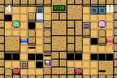 Cross-Side - screenshot
