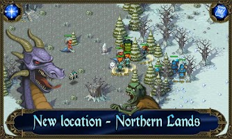 Screenshot of Majesty: Northern Expansion
