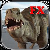 Action FX Dinosaur