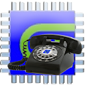 Land Line Phone Dialer logo