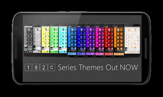192C Black Icon Pack - screenshot thumbnail