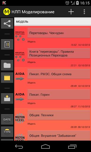 НЛП Моделирование